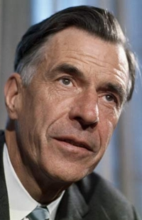 Гэлбрейт Джон Кеннет (John Kenneth Galbraith; 15.10.1908, Айон-Стейшн - 29.04.2006, Кэмбридж)